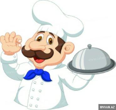Отели, кафе, рестораны в Азербайджан: Aşpaz köməkçisi işi axtarıram işləmişəm restoranda anlayşm var