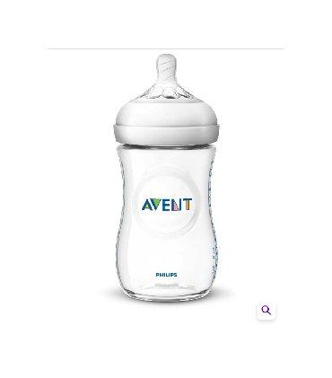 Philips Avent natural 260 ml новая бутылочка. Цена за 1 шт