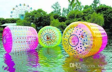 Отличный бизнес на Иссык-КулеНадувные водные шары Водный зорбВоздушный