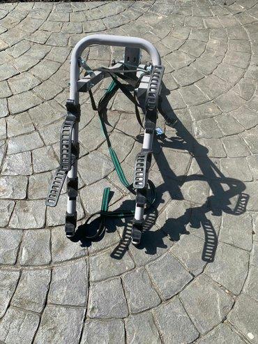 Πωλείται σχάρα ποδηλάτου Arezzo 4 Bikes (ΓΙΑ ΚΟΤΣΑΔΟΡΟ) σε άριστη
