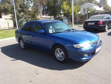 Mazda 626 2 л. 2001 | 1233363 км