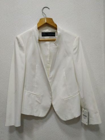 Продаю новый пиджак Zara. привезли из Франции. размерXl. в Бишкек