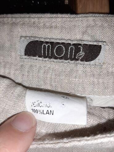 Mona suknja - Srbija: MONA suknja 100%lan, br.38. 2 puta obucena na po pola sata, kao NOVA
