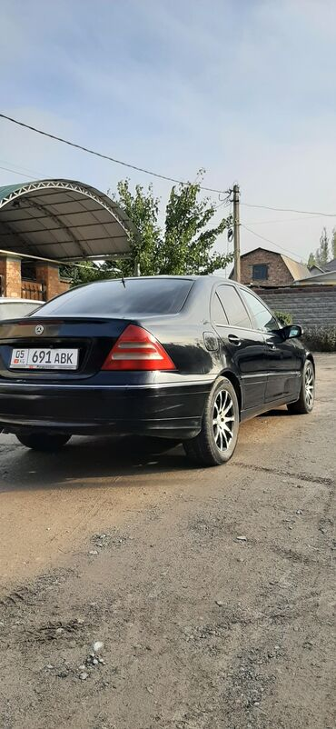 купи продай in Кыргызстан | MERCEDES-BENZ: Mercedes-Benz C 200 2 л. 2001