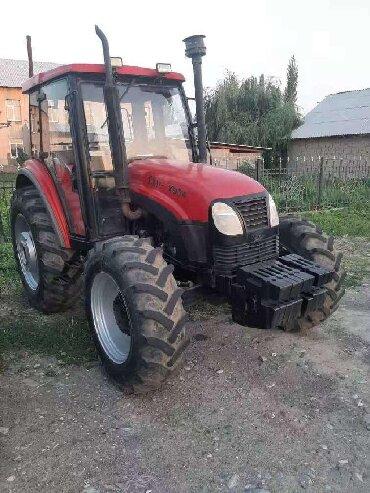 ОсОО Нурас-Тур. Трактора «Yto» / Юто X804 на заказ. Цена договорная