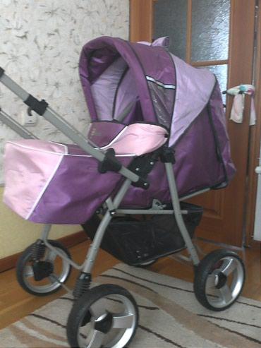 сумка для переноски ребёнка в Кыргызстан: Продаётся коляска зима-лето, в отличном состоянии. Подойдет и для