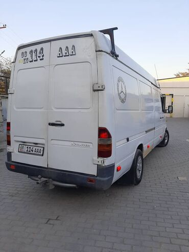 спринтер цена в бишкеке in Кыргызстан | ГРУЗОВЫЕ ПЕРЕВОЗКИ: Mercedes-Benz Sprinter 3 л. 2002