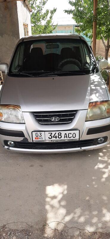 Hyundai Atos 1.1 л. 2004