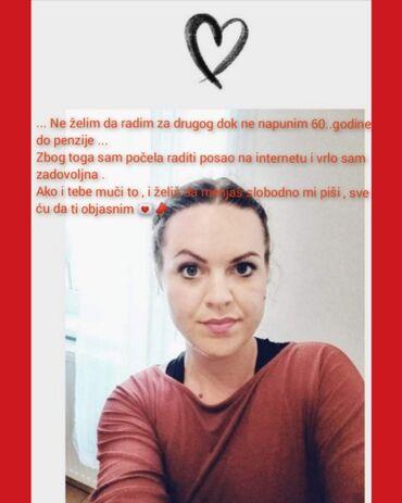 Zaposlenje - Srbija: Za sve info porukom