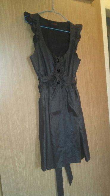 Haljina bez ostecenja sa elastinom, ima pojas za regulisanje struka - Kragujevac