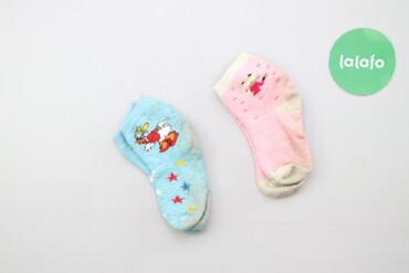 Дитячі шкарпетки з принтом 12 см, 1-2 роки    Довжина стопи: 12 см  Ст