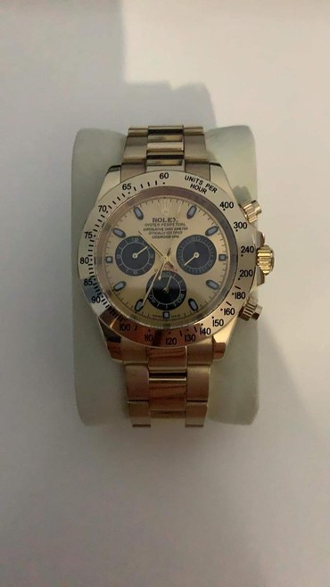 Rolex daytona replica  gold σε Krinides
