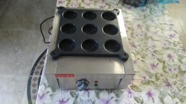 Продаю оборудование для выпечки японских булочек. 2 шт. (по 1500 сом