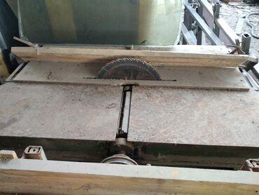 Циркулярка с фуганком регулировка высоты