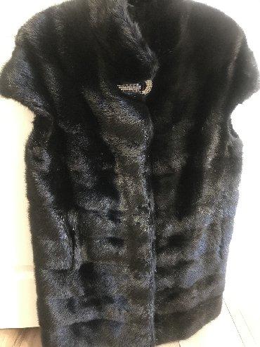 цвета норковых шуб в Кыргызстан: Продаю норковую жилетку