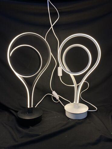 Настольная лампа. Характеристики : Металический корпус Светодиоды -