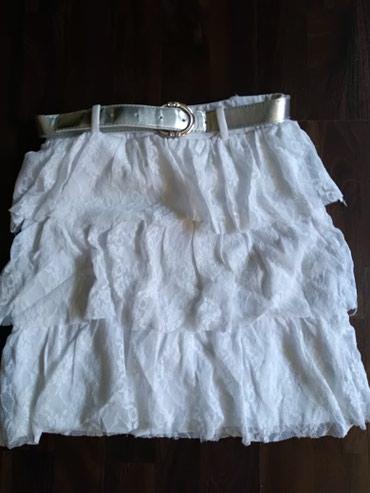 Suknja za devojčicu - Novo.. Veličina 10 - 140 - Ruma