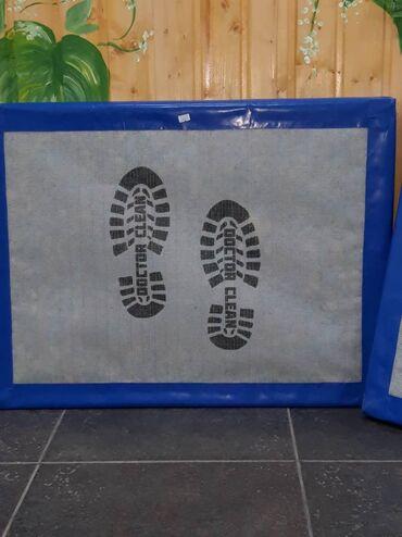 Дезковрики — это коврики служащие для проведения дезинфекционных
