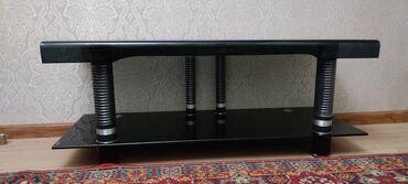 Подставка под ТВ1200см длина, 44см ширина, высота 46.5см Без