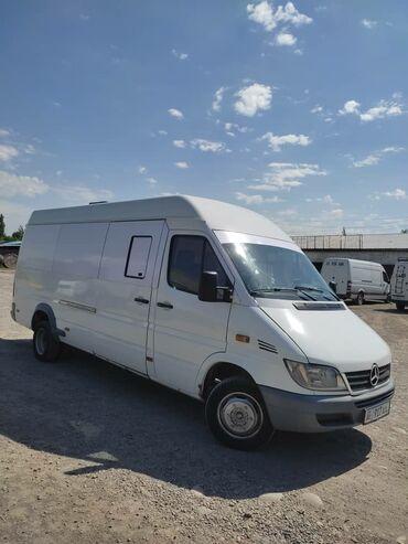 спринтер грузовой двухскатный в Кыргызстан: Mercedes-Benz Sprinter 2.2 л. 2008   180000 км