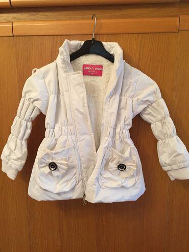 Dečija odeća i obuća - Pirot: Dečja jakna vel. 4. Nema oštećenja, osim što je na par mesta malo
