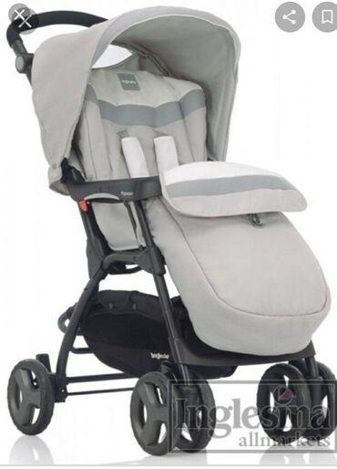 Прогулочная коляска Inglesina Espresso- легкая модель для малышей от