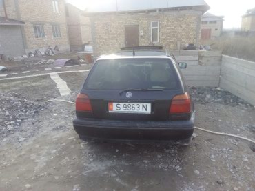 Volkswagen Golf 1995 in Бишкек - photo 3