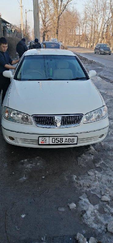 avtomobil-nissan-march в Кыргызстан: Nissan Bluebird 2 л. 2004 | 148000 км