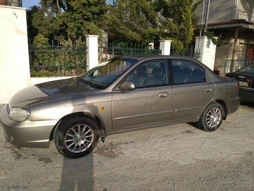 Kia Sephia 1.6 l. 2004 | 123989 km