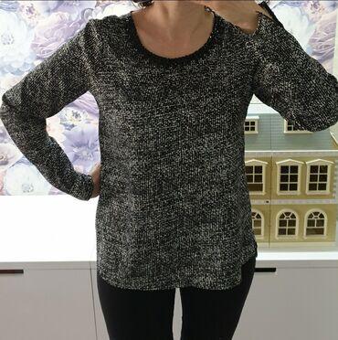 Нарядная немецкая блуза в идеальном состоянии! Размер 46-48 (ближе к