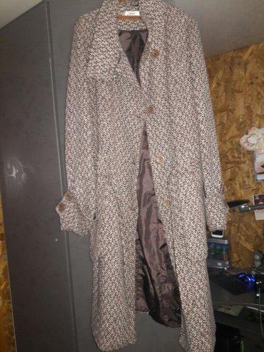 Пальто. 44 размер. в Бишкек