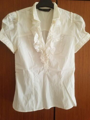 Košulja Zara, bela, videti slike, veličina S