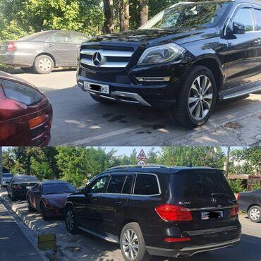 Mercedes-Benz в Кыргызстан: Mercedes-Benz GL-Class 4.7 л. 2013 | 113000 км