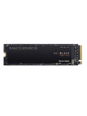 Твердотельный накопитель Western Digital WD Black NVMe 500 GB