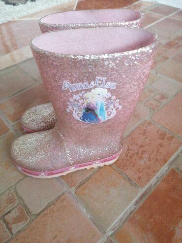 Dečija odeća i obuća - Lebane: Cizmice br 27