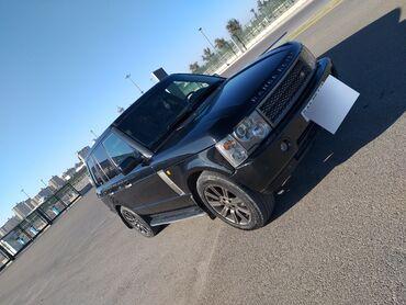 rustavi maşın bazarı - Azərbaycan: Land Rover Range Rover 4.4 l. 2003 | 225000 km