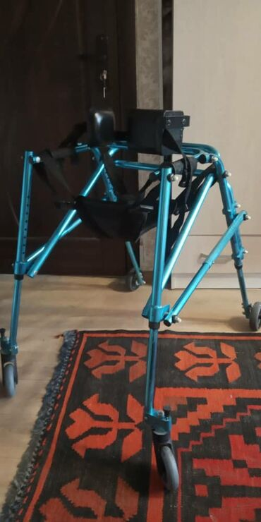 ходунок в Кыргызстан: Продаю ходунок инвалидный новый. На возраст от 3х до 12лет.Обращаться
