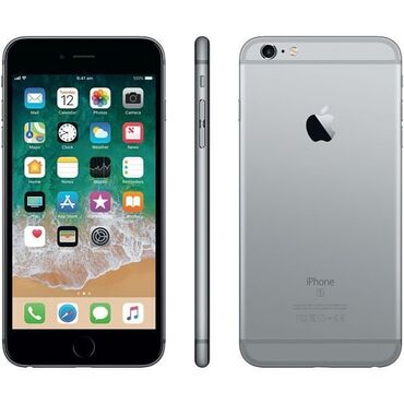 IPhone 6s 64 ГБ Серый (Space Gray)