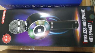 Karaoke mikrofon14 gün ərzində məhsulda hər hansısa bir zavod defekti