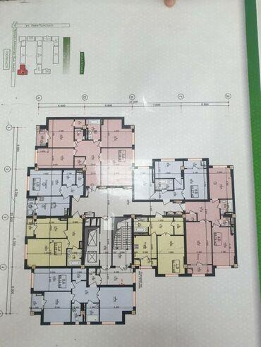 Недвижимость - Кыргызстан: Продается квартира: 2 комнаты, 50 кв. м