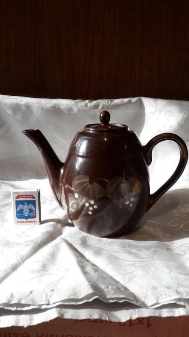 Отличный заварочный чайник 2шт.  цена 1шт 350с в Бишкек