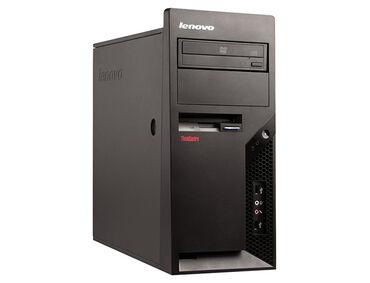 ΣΕΤ PC+ΟΘΟΝΗ  Αποτελείται από Lenovo ThinkCentreM58p με Intel Core 2 D