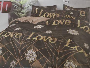 10086 oglasa: Prelepe posteljine pamuk saten izuzetno prijatne za spavanje.Ulepsajte