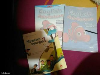 Prodajem knjige za 1. Razred ,izdavači logos i bigz. Radni listovi - Pancevo