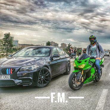 Kawasaki Azərbaycanda: Kawasaki motoru tezedi cemi 1000km gedib obkani birazdan bitecey Tuni
