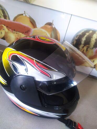Спорт и хобби - Бакай-Ата: Мото шлем