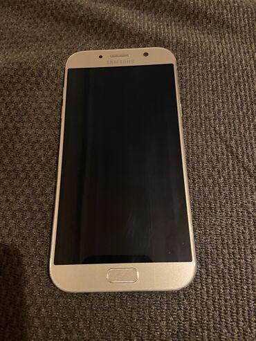 İşlənmiş Samsung A7 32 GB qızılı