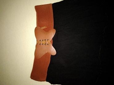 Duga suknja od indijskog platna,prelepo stoji - Vranje