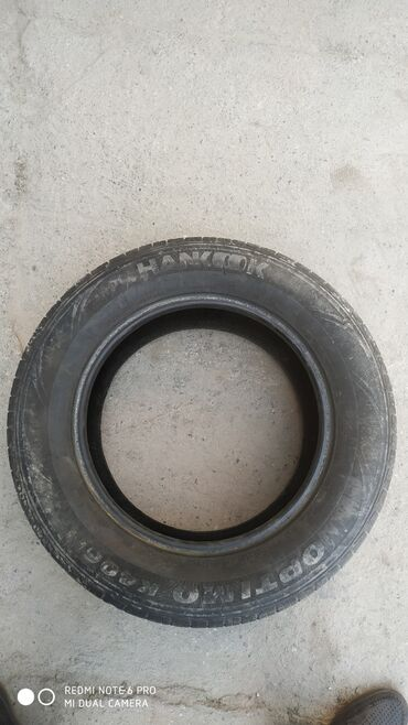 Продаю шины хенкок 4 пары размер 235.60.16. состояние средний