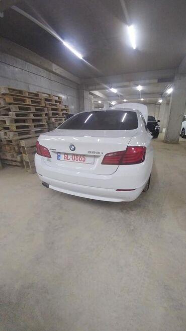 bmw-m3-4-mt - Azərbaycan: BMW 5 series 2 l. 2013 | 78000 km